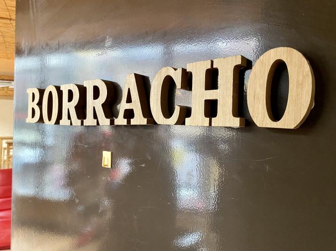 『BORRACHO(ボラーチョ)』の間借りで営業している『waiwai curry(ワイワイカレー)』