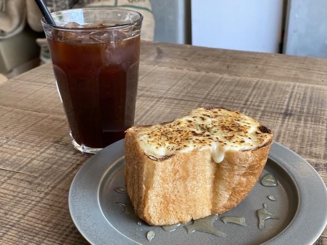 good up coffee(グッドアップコーヒー) ブランチセット