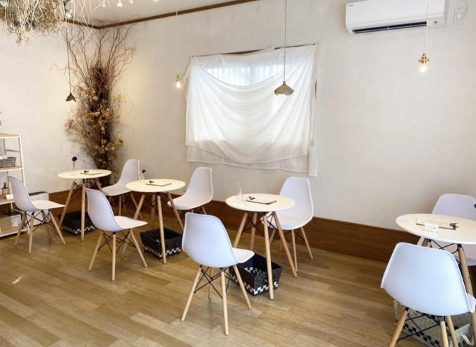 Co.Ro.Ru. COFFEE(コロルコーヒー) 店内