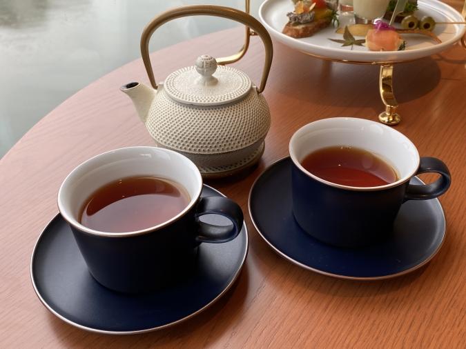 QUON River terrace(クオンリバーテラス) Premium WAfternoon teaのドリンク
