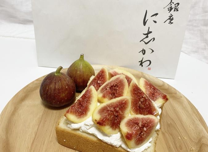 銀座に志かわ 小倉店 アレンジ