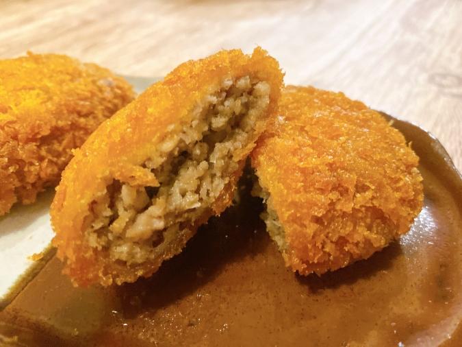 ローソン「メンチカツ」の実食レポ