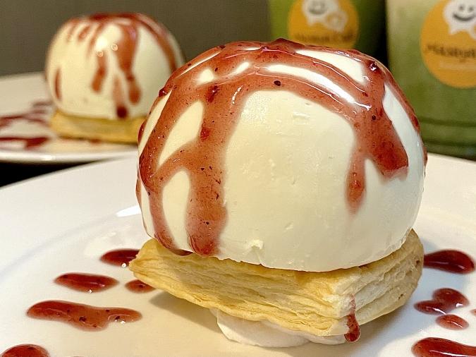 Masaya Cafe(マサヤカフェ) レアチーズケーキ