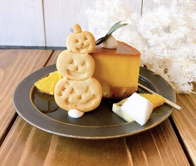 UNI(ゆに)かぼちゃプリンケーキ