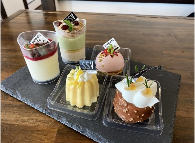 sweets style vision(スイーツスタイルビジョン) スイーツ