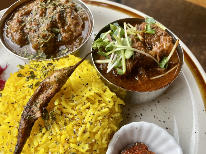 waiwai curry(ワイワイカレー) 『ワイワイプレート』