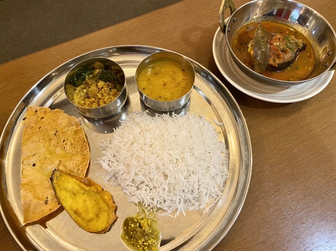 INDIAN SPICE FACTORY(インディアンスパイスファクトリー) カレー