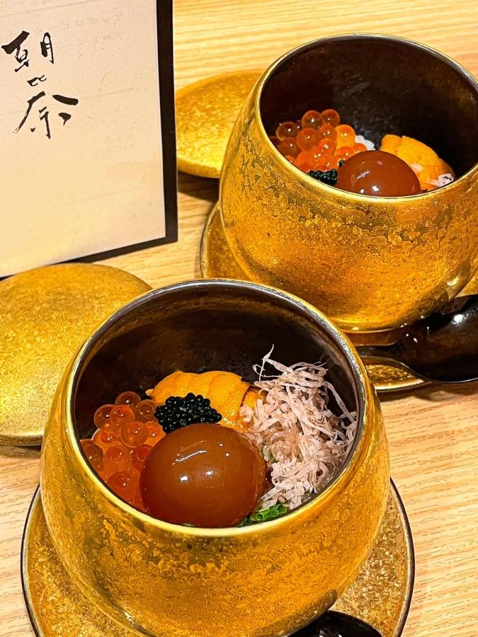 『焼鳥 朝比奈』高坂鶏 比奈コース卵かけご飯