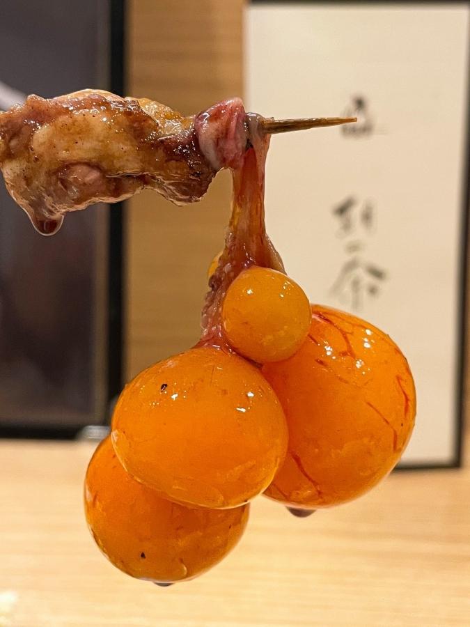 『焼鳥 朝比奈』高坂鶏 比奈コース焼き鳥