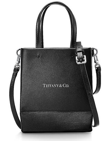 TIFFANY&CO.「ミニ ショッピング トート」
