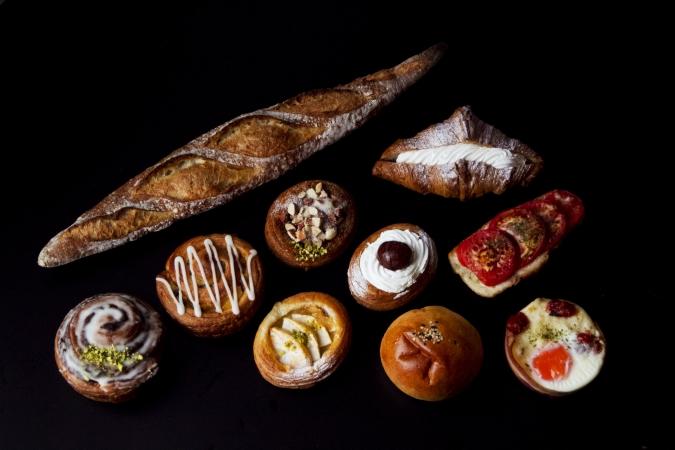 Boulangerie Doux Fleurs(ブーランジェリー・ドゥー・フルール) 秋のパン