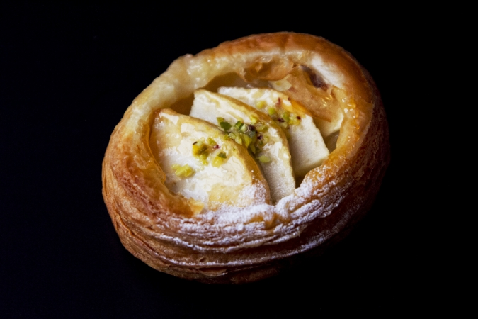 Boulangerie Doux Fleurs(ブーランジェリー・ドゥー・フルール)アップルパイ