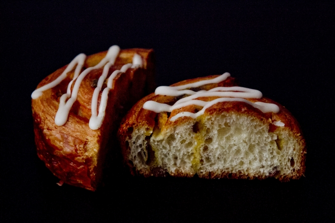 Boulangerie Doux Fleurs(ブーランジェリー・ドゥー・フルール)安納芋ロール