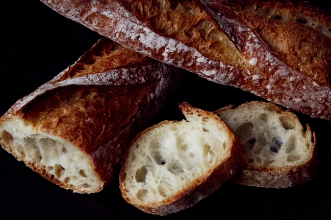 Boulangerie Doux Fleurs(ブーランジェリー・ドゥー・フルール)ミナミノカオリ