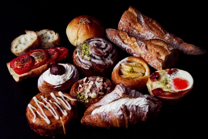 Boulangerie Doux Fleurs(ブーランジェリー・ドゥー・フルール)秋パン