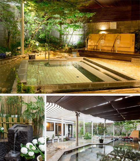 「グローカルホテル糸島」宿泊者は「伊都の湯どころ」の利用が可能