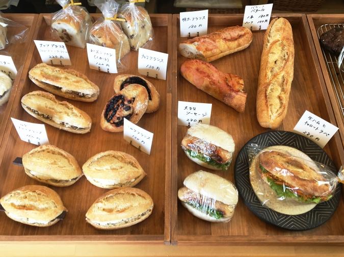 酵母工房 田の香(たのか) パン