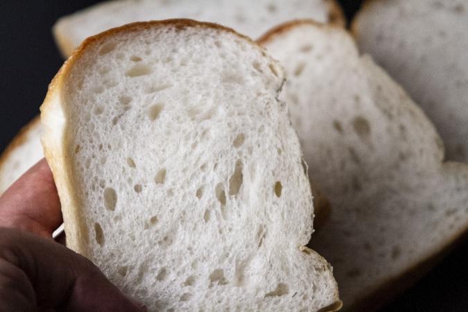 酵母工房 田の香(たのか) 山食パン