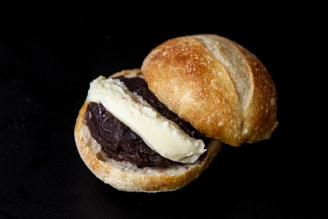酵母工房 田の香(たのか) あんバターneo