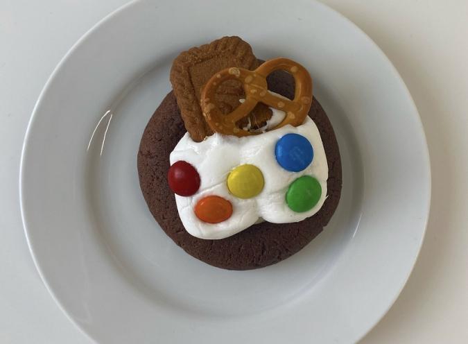『gifff(ジフ)』スモアクッキー