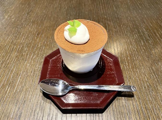 cafe lily(カフェリリー) ティラミス