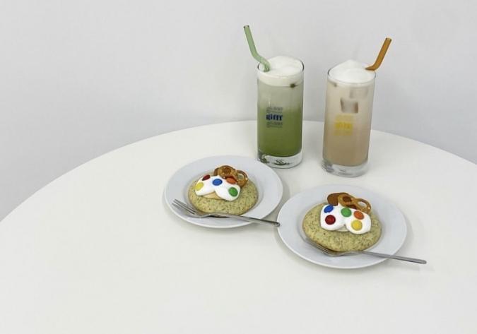 『gifff(ジフ)』ソイ抹茶&ミルクティー、スモアクッキー