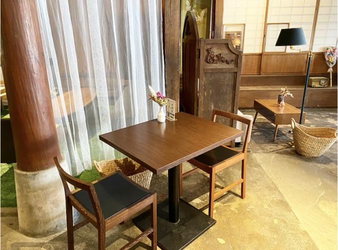cafe lily(カフェリリー) 座席