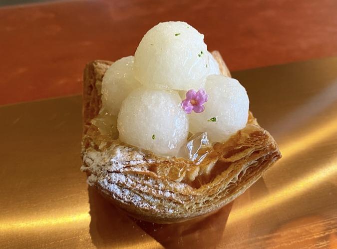 kawasemi denish(カワセミデニッシュ) 和梨のデニッシュ