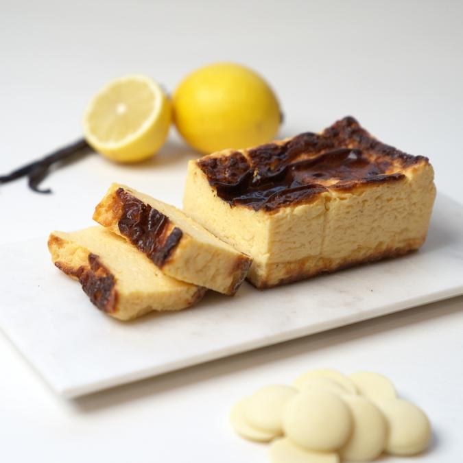 低糖質なバスクチーズケーキ