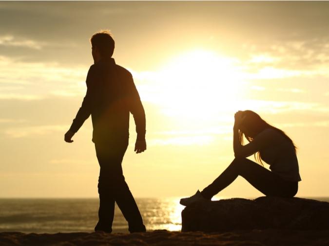 パートナーに不満があり、当てつけで浮気をするタイプ